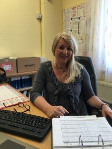 Melanie Deeger (Sekretariat & Kundenannahme)